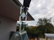 Mechanischer Rotator Pendelgelenk Kreuzgelenk